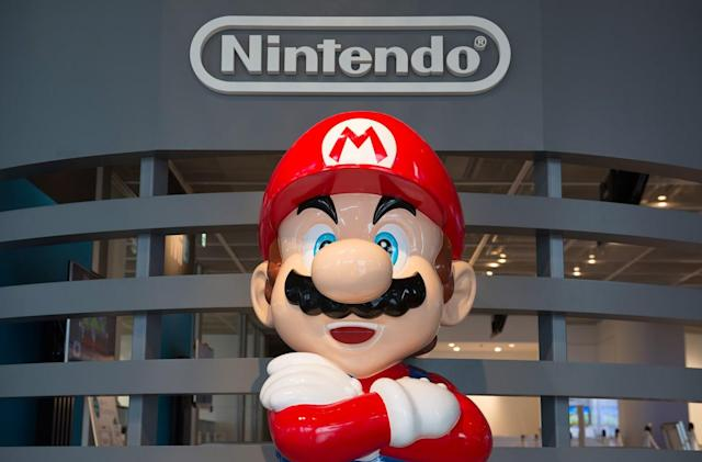 $350 million Nintendo land coming to Universal Japan's park