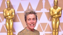 Frances McDormand's alleged Oscar thief busted ... after bragging on Facebook!
