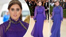 Princess Beatrice brings royal charm to Met Gala