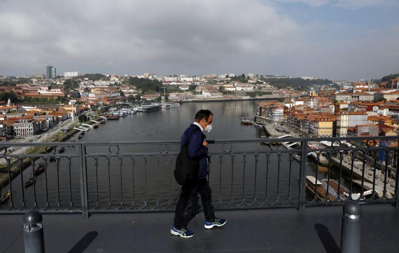 Image Portugal sees biggest daily jump in COVID-19 cases since late February