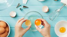 Tipp des Tages: So trennst du Eier mit einer Plastikflasche