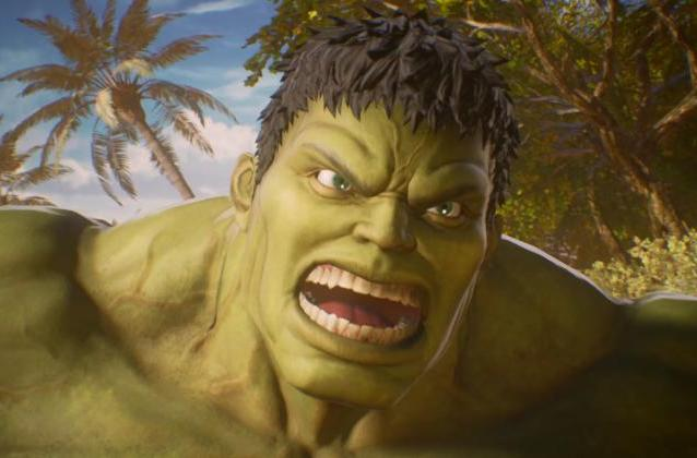 The Avengers take on gaming icons in 'Marvel vs. Capcom: Infinite'