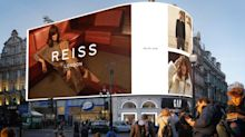 Reiss enjoys sales rise ahead of Piccadilly Lights campaign