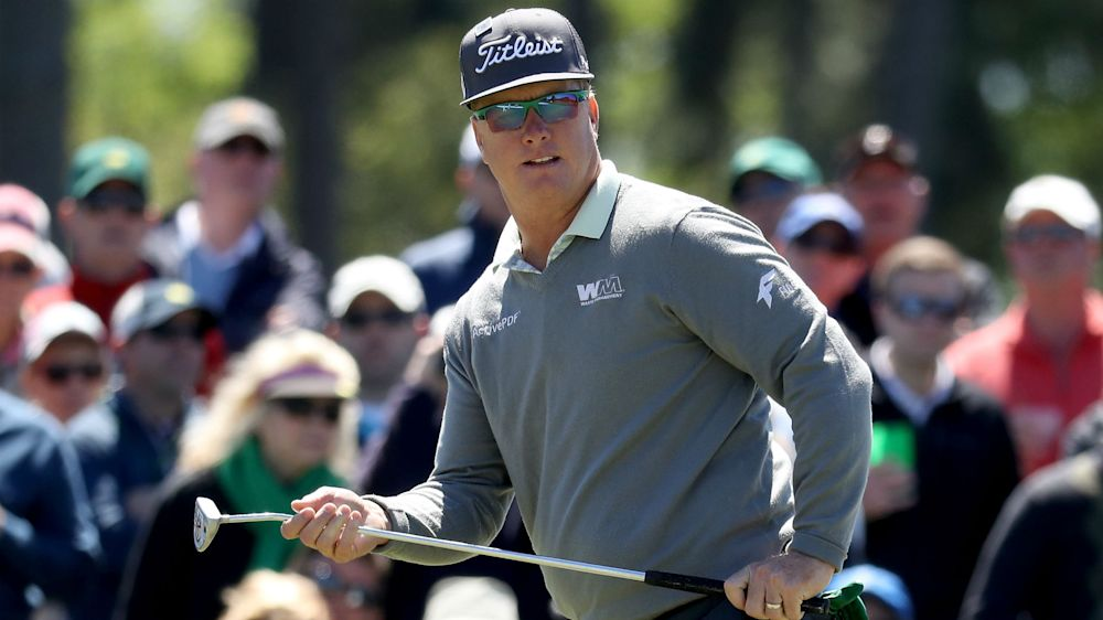 Masters leaderboard: Everything you need to know about Charley Hoffman