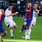 Messi, Barcelona remember Maradona in winning style
