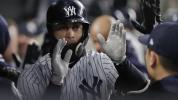 Stanton finally ends homer drought