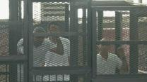 Outrage After Egypt Court Convicts Journalists