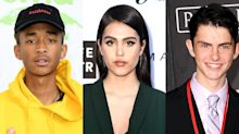 Celebrity kids go to prom: Jaden Smith (not Batman this time!), Amelia Hamlin, and more