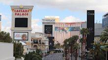 Las Vegas resorts already booking rooms despite shutdown being extended two weeks