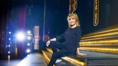 Lulu returns to the West End stage with 42nd Street role