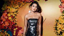 Priyanka Chopra on Her Marchesa Bridal Shower Dress: 'It Made Me Feel Like a Princess'