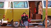 Teri Hatcher denies she's 'broke and living in a van'