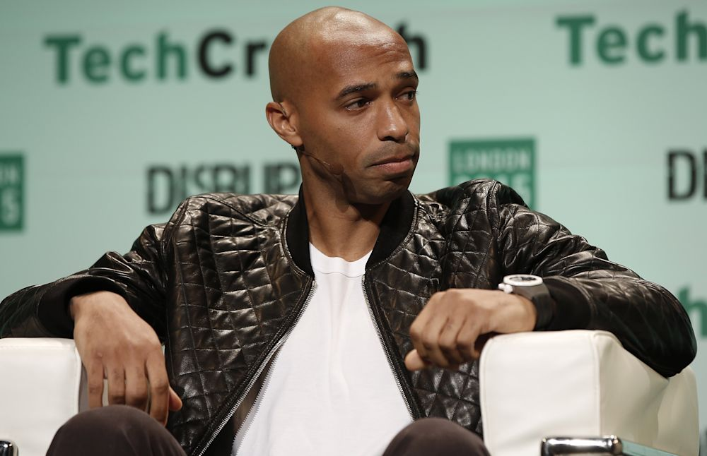 """Thierry Henry: """"Mbappé ? Qu'est-ce qu'il est bon"""""""