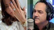 Nova's Wippa refuses wife's request to 're-jig' engagement ring