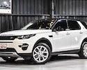 正2015年Discovery Sport 4WD
