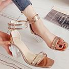 灰姑娘透明水晶鞋