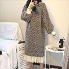 M-XL港風時髦連衣裙