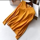澳洲單~ V領羊毛針織衫 柔軟舒適羊毛衣