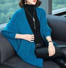 針織開襟時尚毛衣外披外套