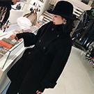 韓國80%羊毛短版可愛外套