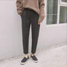 經典太空棉休閒褲