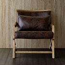賽門北歐風單人造型椅無印優雅風設計師款