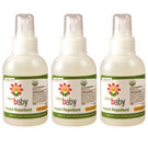 Lafe's Organic純天然嬰兒有機防蚊液