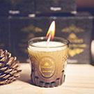 D&M 天然大豆香氛蠟燭