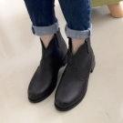 韓國V字顯瘦短靴