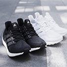 Adidas UB編織跑鞋