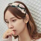 韓版熱銷交叉束髮帶