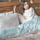 夢遊愛麗絲-雙人床包被套組