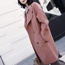 特價♥韓國雙面羊毛春款外套
