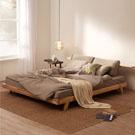 米蘭皮匠工藝雙人床