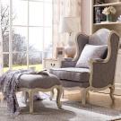 法式華貴主人椅