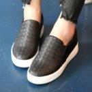 韓國法式編織懶人鞋