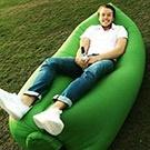 便利攜式空氣沙發床