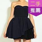 Lily Brown深藍小禮服