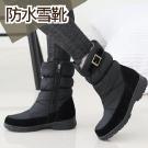 正韓太空棉羽絨雪靴