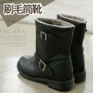 正韓製內刷毛工程靴
