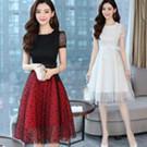 S-2XL公主洋裝禮服伴娘裙