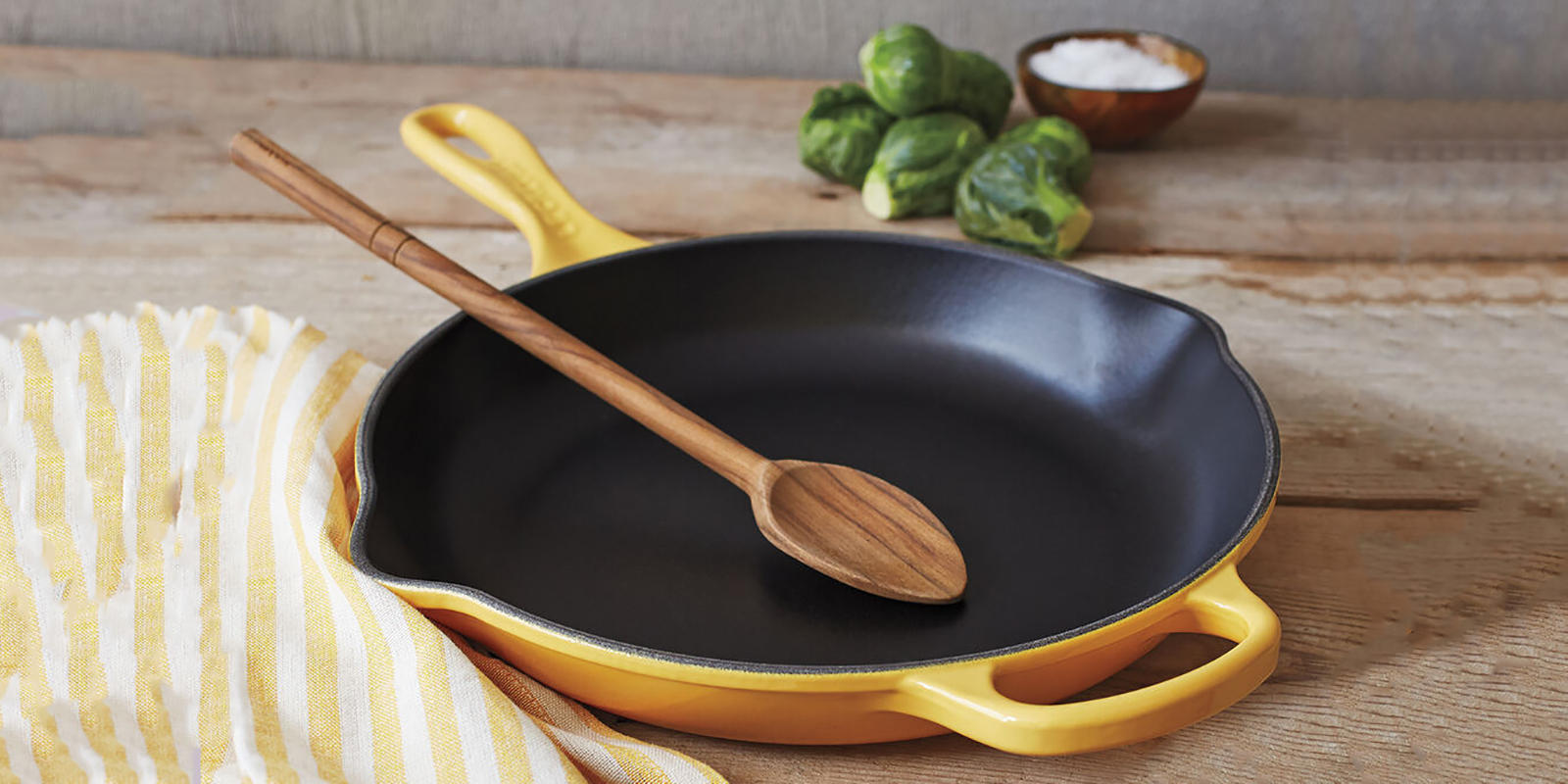 Le Creuset skillets under $100