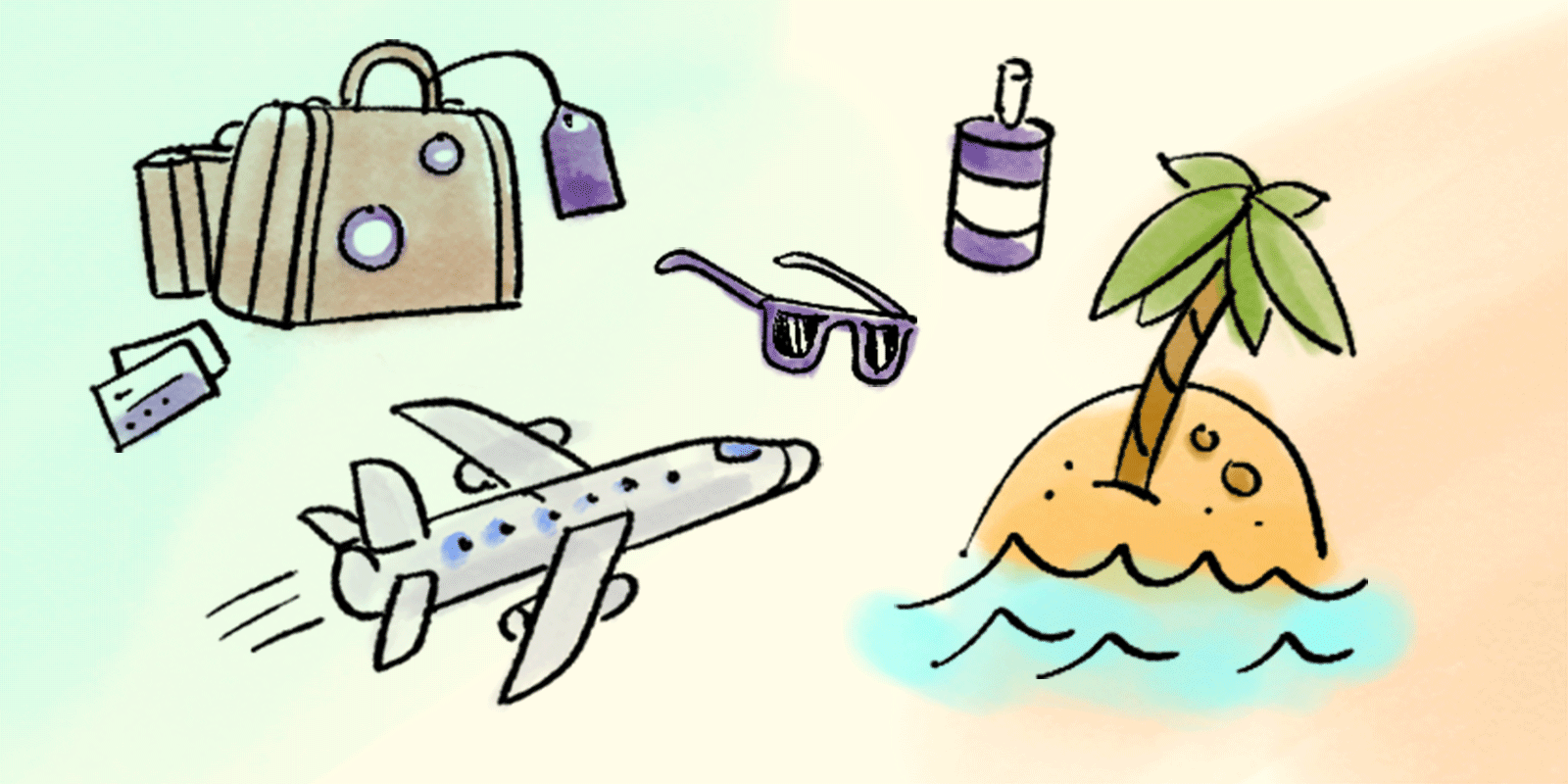 Everything you need for your next trip