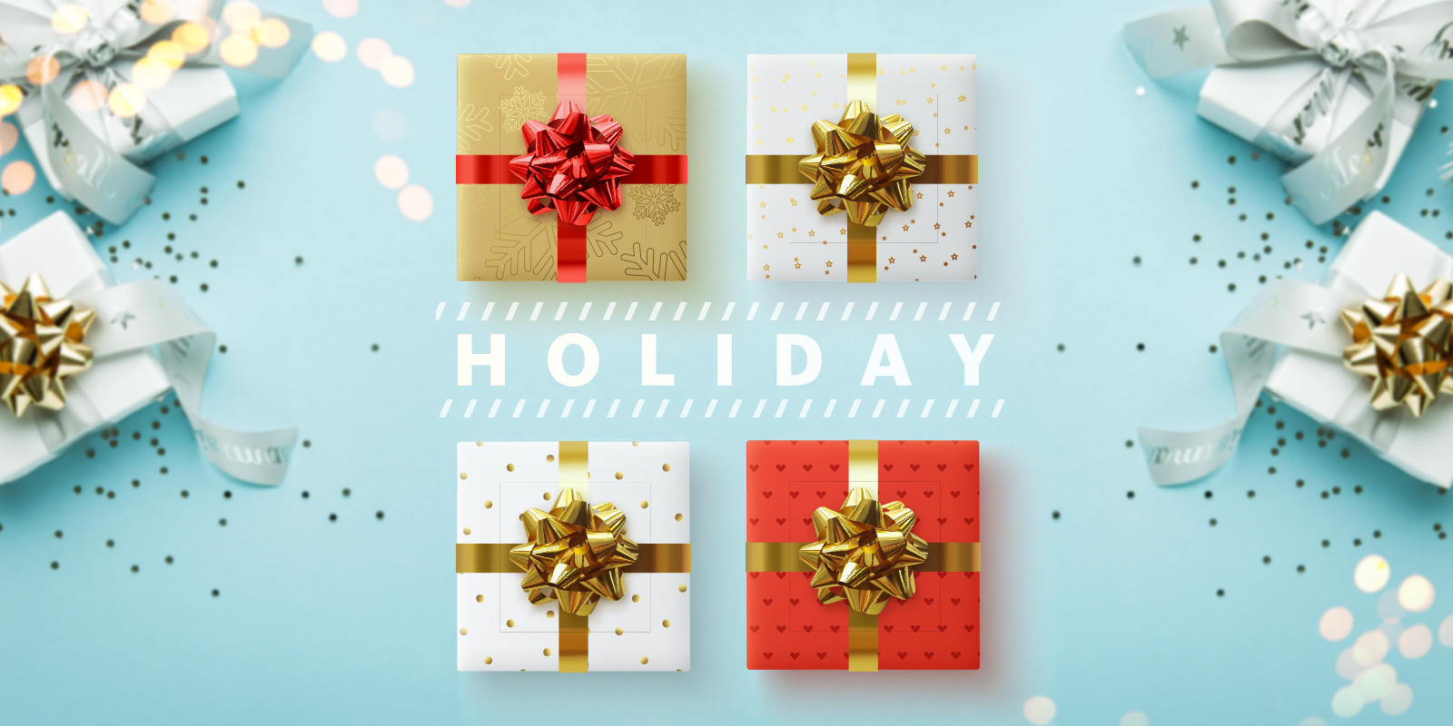 Kickstart your Holiday shopping
