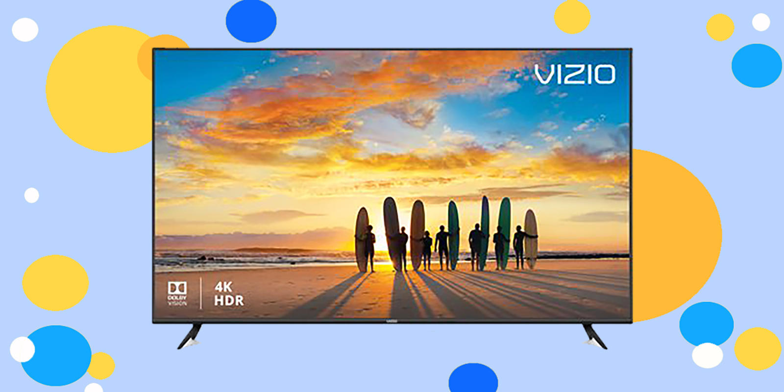 Save on a VIZIO 4K TV for a limited time