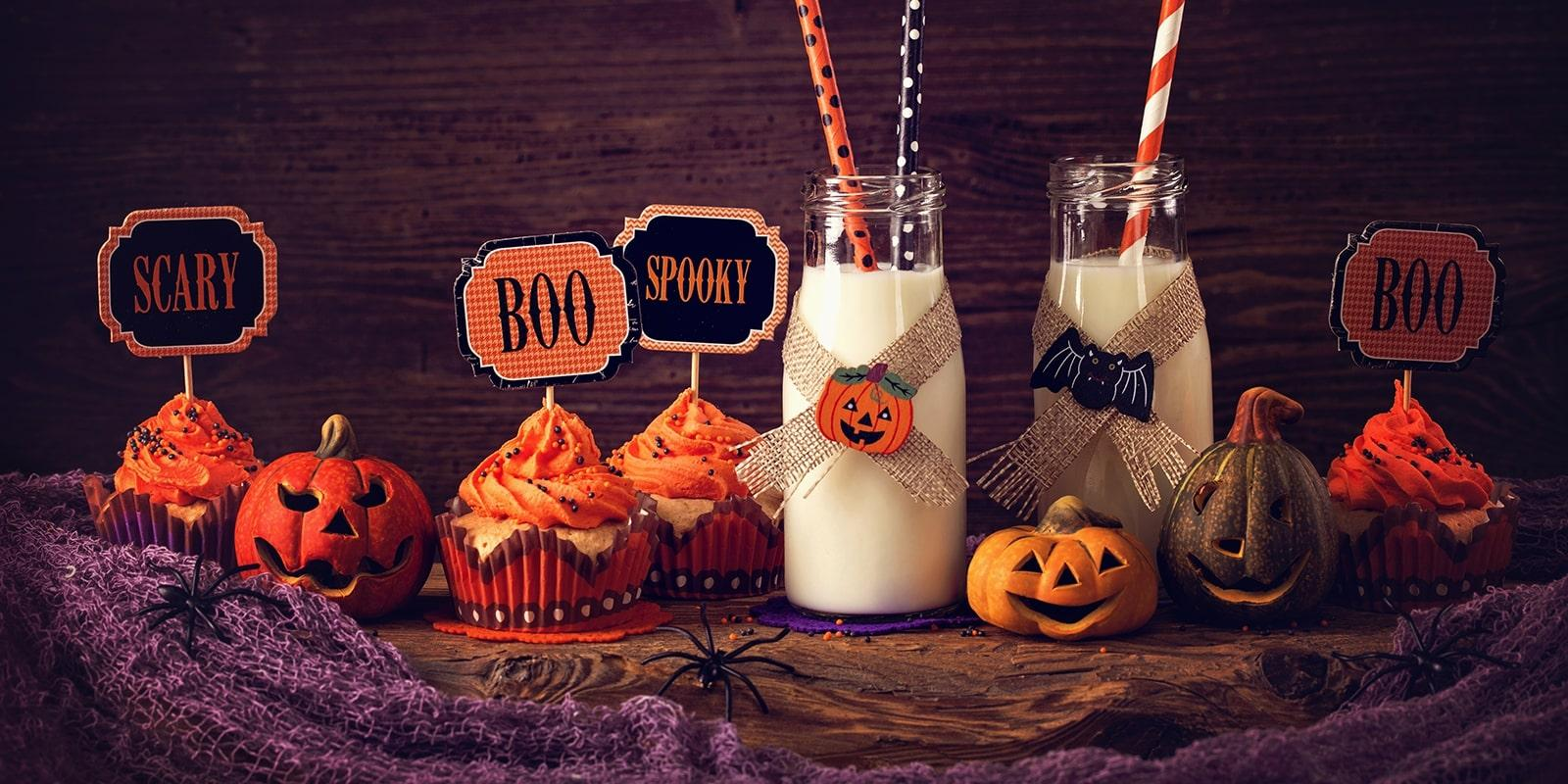 Throw the perfect Halloween party