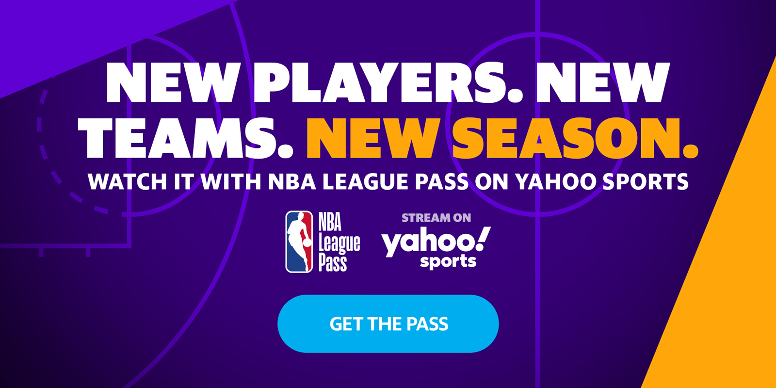 The NBA is back!