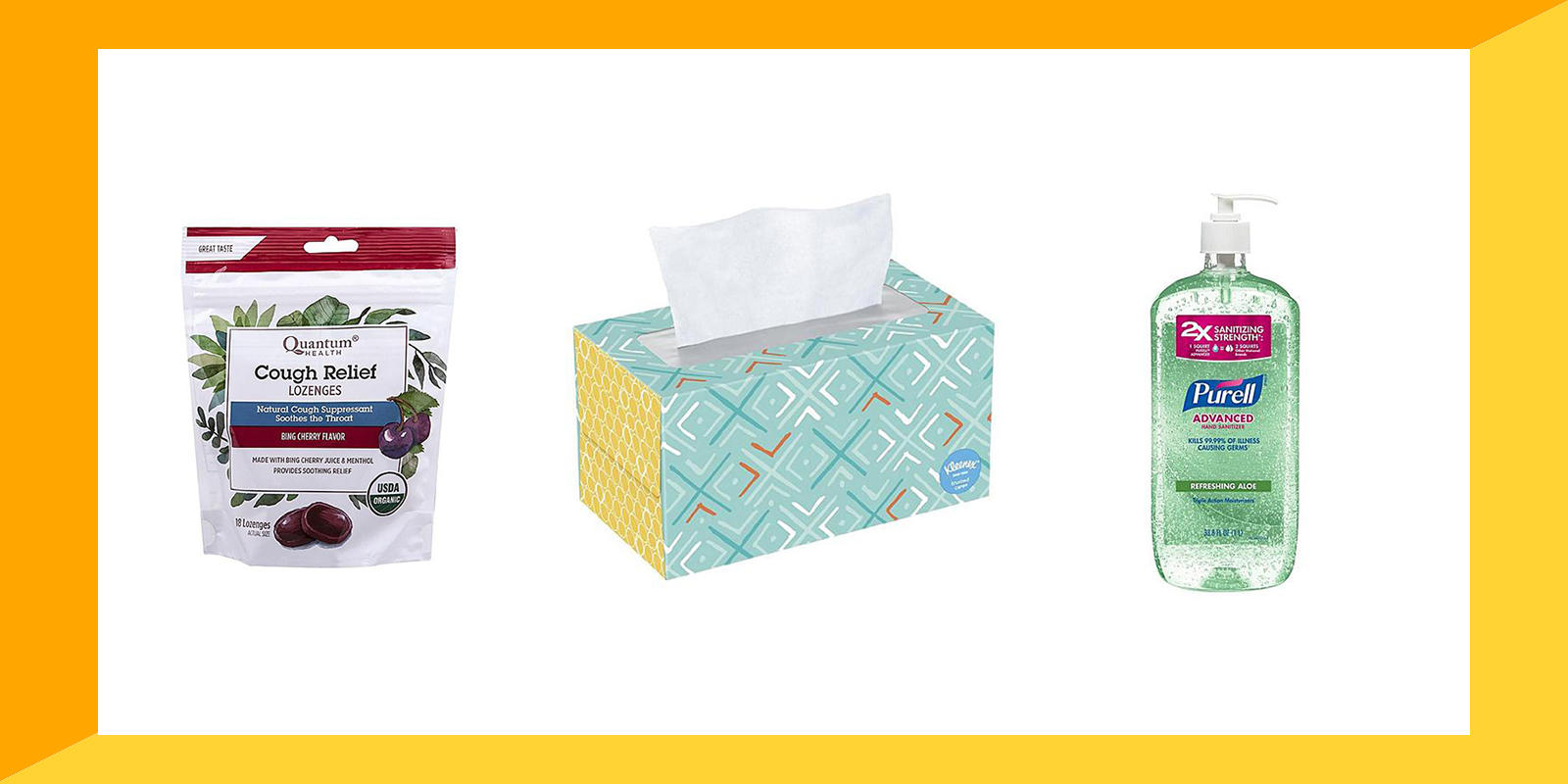 Shop our cold and flu season essentials