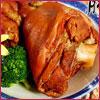 傳統古早味豬腳嚴選優質豬腳原汁原味肥而不膩附上醬包好美味