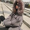 ◆ 此款可搭真毛領活動價2750 _ A406 ◆ 可搭仿毛領活動價較低1850 _ A406-1